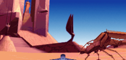 Dune Atreides palace