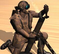 Mortar Infantry EBfD