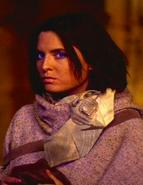 Barbora as Chani