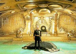 Shaddams throne room