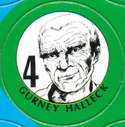 Gurney Halleck token