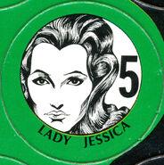 Lady Jessica token