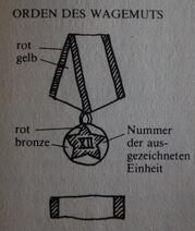 Orden des Wagemuts