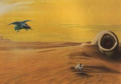 Heretics Of Dune painting