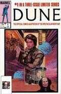 Dune comic 1