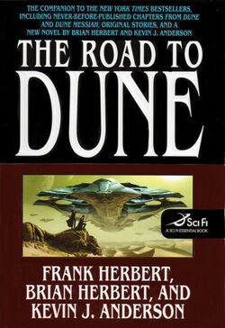 The Road to Dune cover 2005