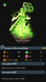 Keeper of Knowledge