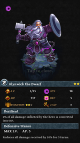 Glynwick the Dwarf