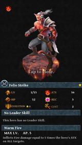 Felio Strike