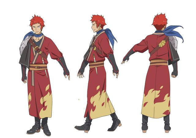File:Welf Arrow of Orion Character Art.jpg