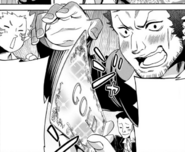 Mord, Guile and Scott - Episode Ryuu Manga 2