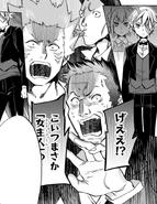 Mord, Guile and Scott discover Ryuu - Episode Ryuu Manga