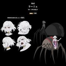 Ranye Character Art
