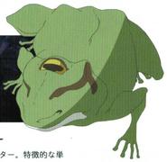 Frog Shooter Concept Art