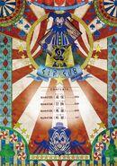Sword Oratoria Manga Volume 9 Contents