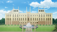 Hearth Mansion Anime
