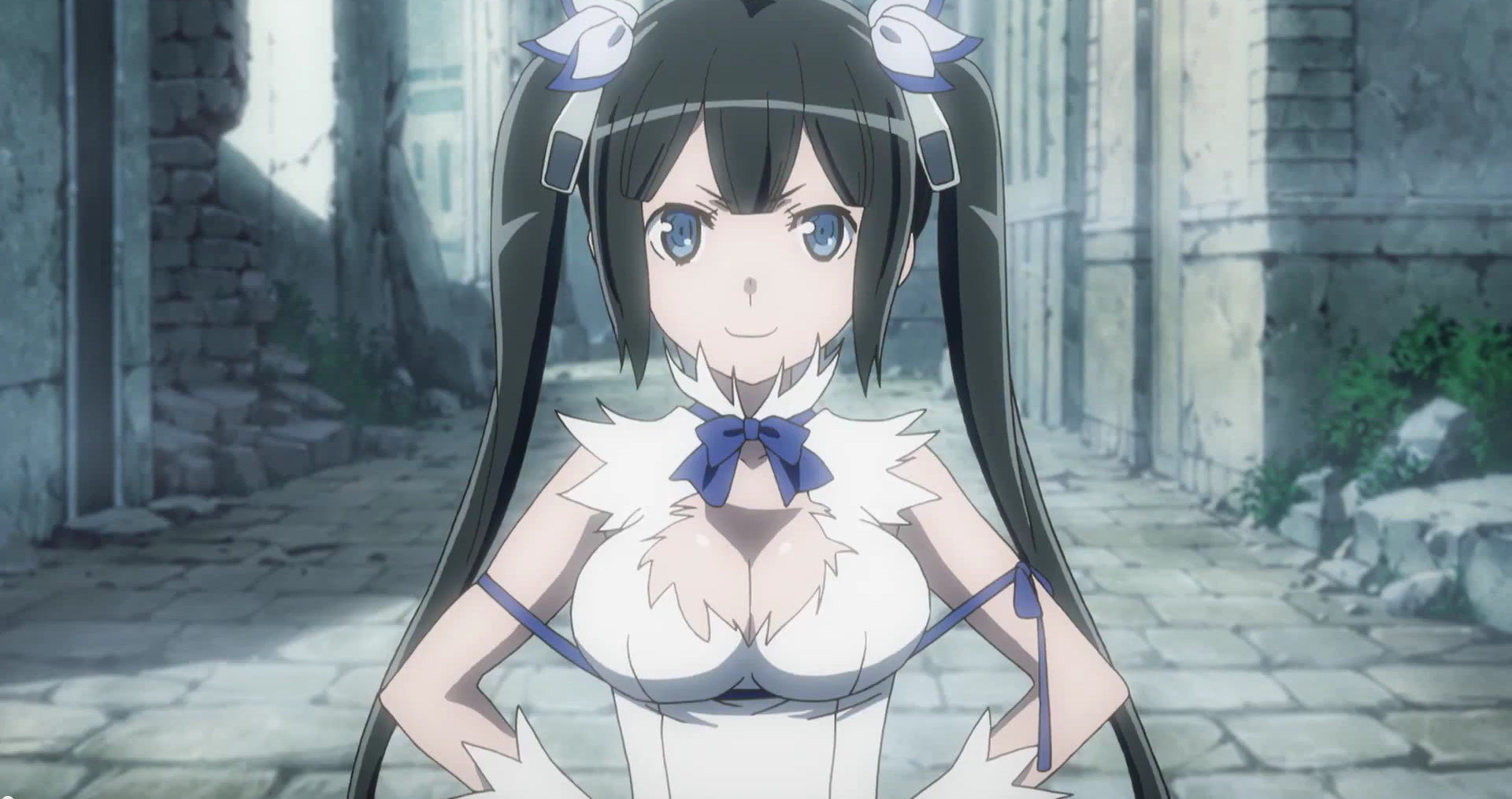 Hestia Danmachi Wiki Fandom Powered By Wikia