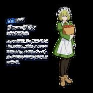 Ryuu DanMachi XI Character Art