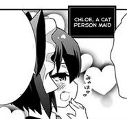 Chloe Nichijou Manga
