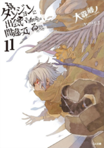 DanMachi Light Novel Volume 11
