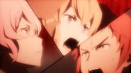 Ryuu, Welf, and Asfi