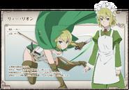Ryuu Orario Rhapsodia Character Art