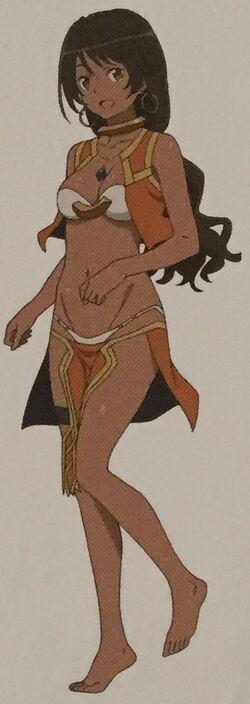 Lena Anime Art