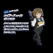 Eina DanMachi XI Character Art
