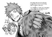 DanMachi Manga Volume 7 Afterword