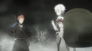 Bell, Lili, and Welf