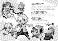 DanMachi Manga Volume 6 Afterword