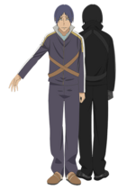 Ikelos Character Art