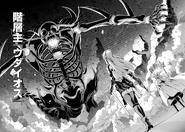 Udaeus Sword Oratoria Manga