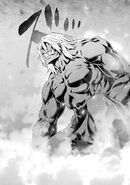 Black Goliath - DanMachi Manga