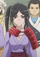Yamato Mikoto Anime