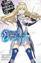 Sword Oratoria Light Novel Volume 7 Eng Cover