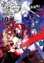 DanMachi Light Novel Volume 14