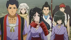 Takemikazuchi Familia 2