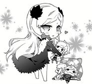Freya - Nichijou 5