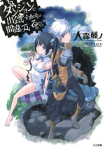 DanMachi Light Novel Volume 1