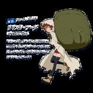 Lili DanMachi XI Character Art