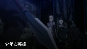 Sword Oratoria Episode 10