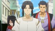 Takemikazuchi, Mikoto, and Ouka