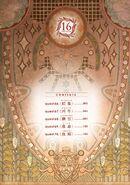 Sword Oratoria Manga Volume 16 Contents