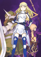 Sword Oratoria Volume 5 Rejected Design