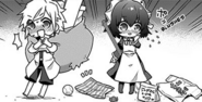 Syr Nichijou Manga 3