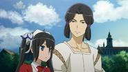 Hestia and Takemikazuchi