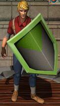 Earthen Kite Shield