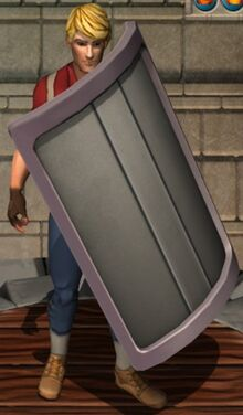 Aerial Fortress Shield