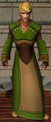 Earthen Velvet Robes